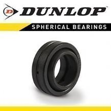 Dunlop GE17 UK 2RS Spherical Plain Bearing